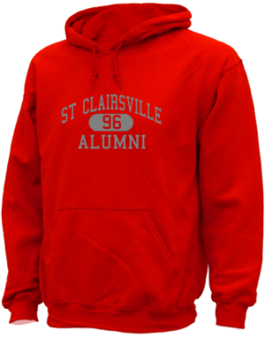 St Clairsville High School Hoodies