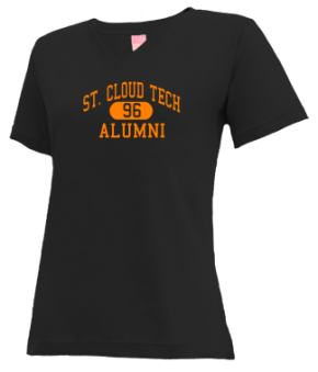St. Cloud Tech High School V-neck Shirts