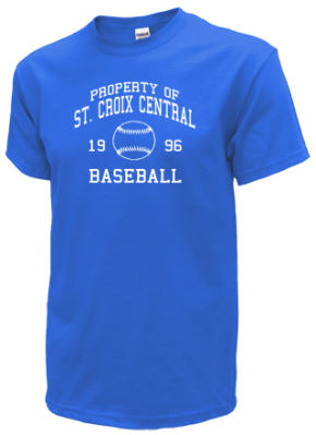St. Croix Central High School T-Shirts