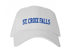 St. Croix Falls High School Kid Embroidered Baseball Caps