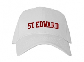 St Edward High School Kid Embroidered Baseball Caps