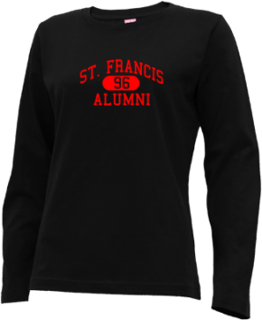 St. Francis High School Long Sleeve Shirts