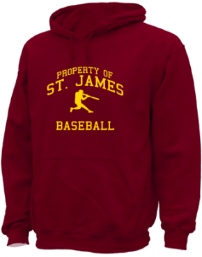 St. James High School Hoodies