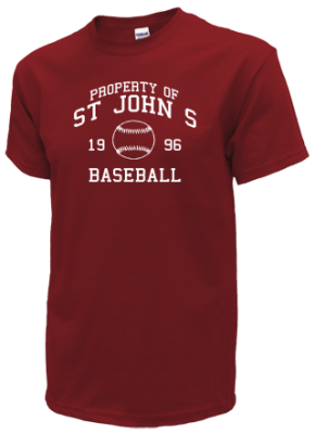 St John`s High School T-Shirts
