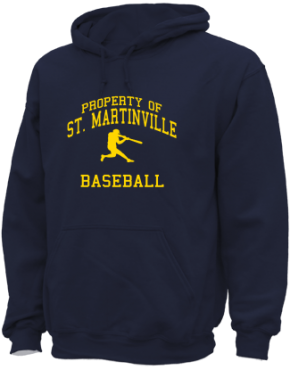 St. Martinville High School Hoodies