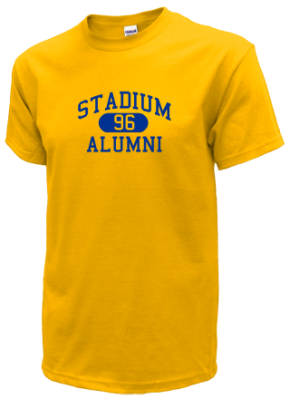 Stadium High School T-Shirts