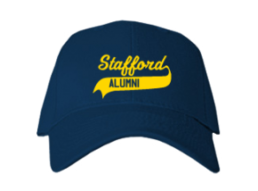 Stafford Elementary School Embroidered Baseball Caps