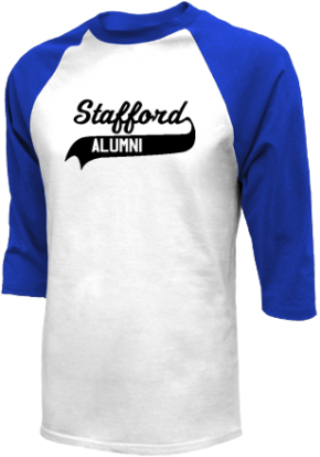 Stafford Middle School Raglan Shirts