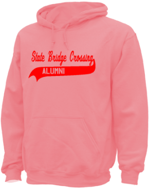 State Bridge Crossing Elementary School Hoodies