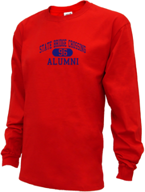 State Bridge Crossing Elementary School Long Sleeve Shirts