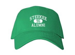 Steekee Elementary School Embroidered Baseball Caps