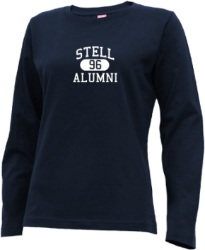 Stell Middle School Long Sleeve Shirts