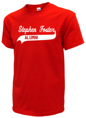 Stephen Foster Elementary School T-Shirts