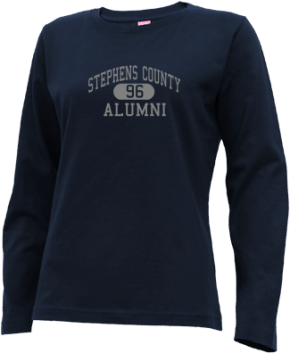 Stephens County Middle School Long Sleeve Shirts