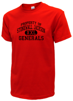 Stonewall Jackson High School Kid T-Shirts