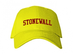 Stonewall Middle School Kid Embroidered Baseball Caps