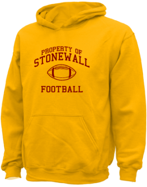 Stonewall Middle School Kid Hooded Sweatshirts