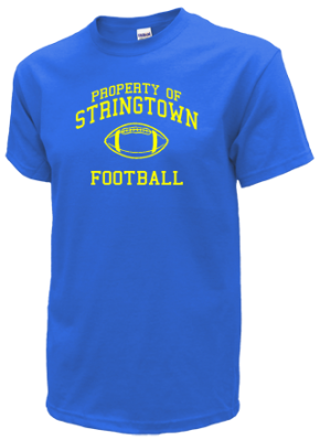 Stringtown Elementary School Kid T-Shirts