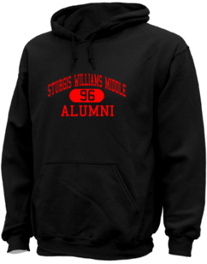 Sturgis Williams Middle School Hoodies