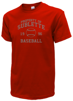 Sublette High School T-Shirts
