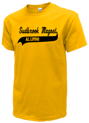 Sudbrook Magnet Middle School T-Shirts