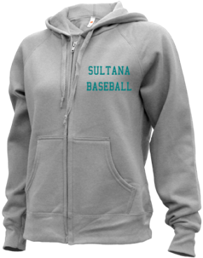 Sultana High School Zip-up Hoodies