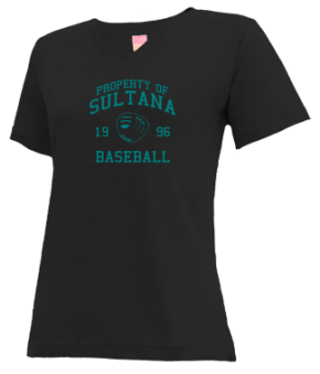 Sultana High School V-neck Shirts