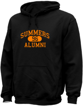 Summers Middle School Hoodies