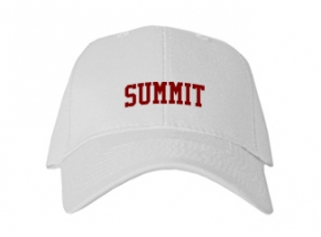 Summit High School Kid Embroidered Baseball Caps