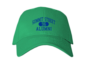 Summit Street Elementary School Embroidered Baseball Caps