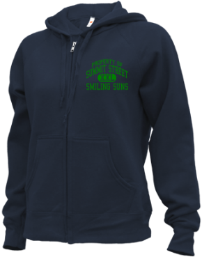 Summit Street Elementary School Zip-up Hoodies