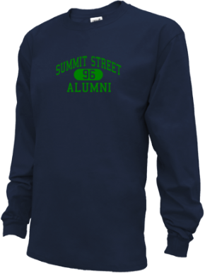 Summit Street Elementary School Long Sleeve Shirts
