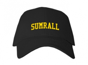 Sumrall High School Kid Embroidered Baseball Caps