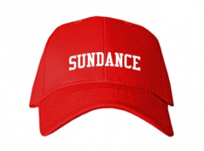 Sundance High School Kid Embroidered Baseball Caps