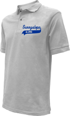 Sunnyslope Elementary School Embroidered Polo Shirts