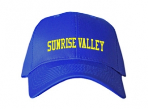 Sunrise Valley Elementary School Kid Embroidered Baseball Caps