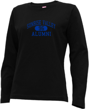 Sunrise Valley Elementary School Long Sleeve Shirts