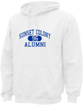 Sunset Colony School Hoodies