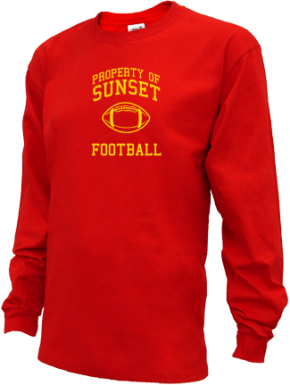 Sunset Elementary School Kid Long Sleeve Shirts