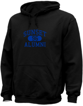 Sunset Elementary School Hoodies