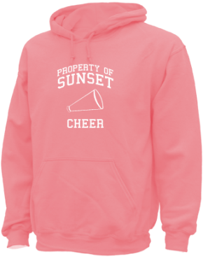Sunset Middle School Hoodies