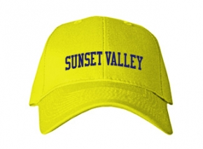 Sunset Valley Elementary School Kid Embroidered Baseball Caps