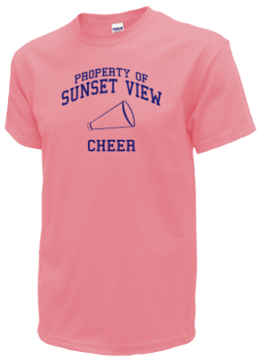 Sunset View Elementary School T-Shirts