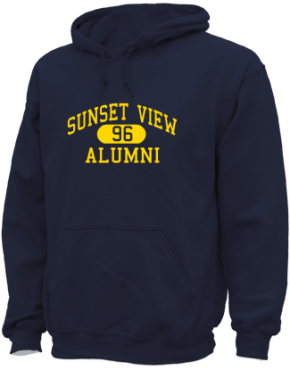 Sunset View Elementary School Hoodies