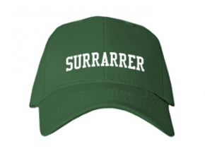 Surrarrer Elementary School Kid Embroidered Baseball Caps
