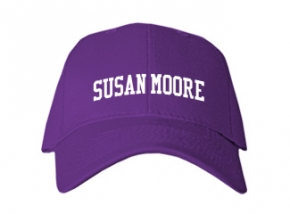 Susan Moore High School Kid Embroidered Baseball Caps