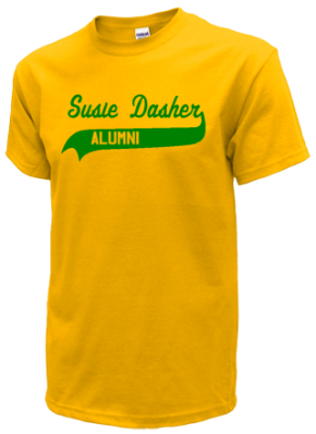 Susie Dasher Elementary School T-Shirts
