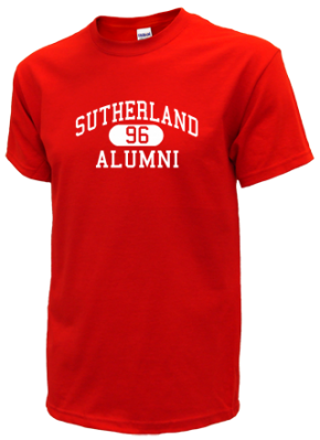 Sutherland High School T-Shirts