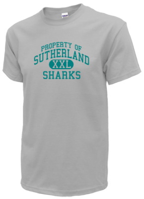 Sutherland Middle School Kid T-Shirts