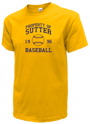 Sutter High School T-Shirts
